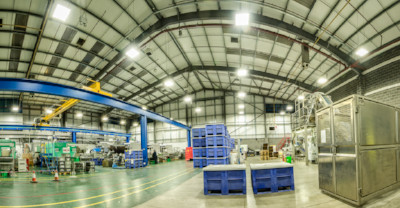 Industrial LED Lighting Solutions