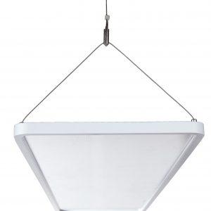 Transparent-LED-uplight-downlight