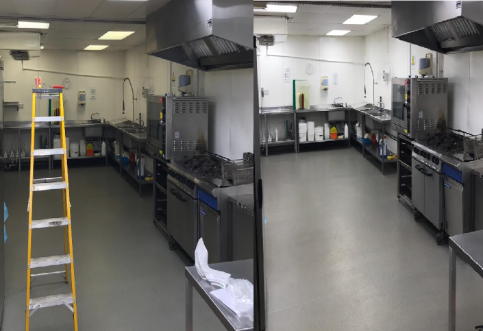 LED-Panel-Commercial-Kitchen