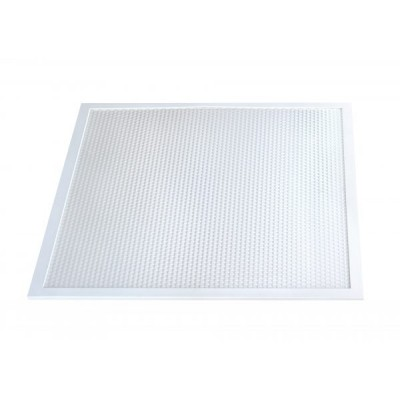 Low glare LED panel