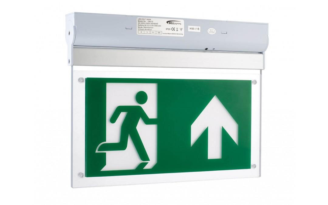 2.2w LED Emergency Exit Blade